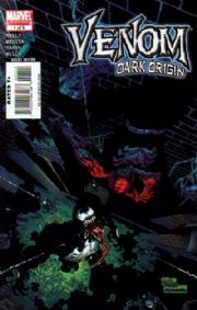 Venom Dark Origin Comics